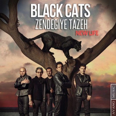 Black Cats - Zendegiye Tazeh