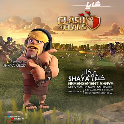 Shaya - Clash of Clans